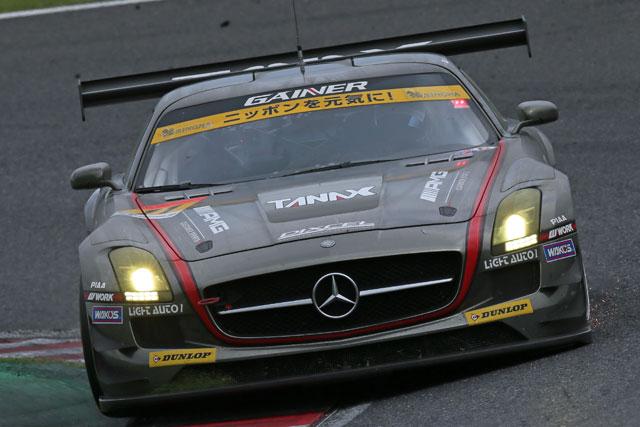 GAINER、今季体制を発表。11号車にAMG GT3使用(2)