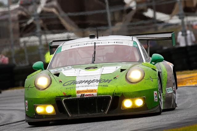 ポルシェ、デイトナ24時間は2クラスで表彰台(4)