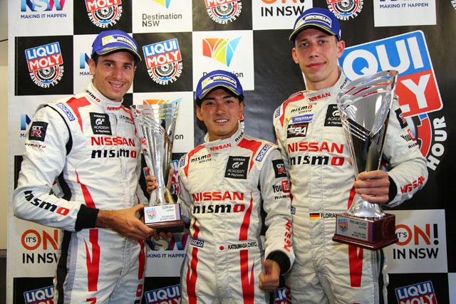 バサーストで千代組GT-Rは2位。僅差で連覇ならず(4)
