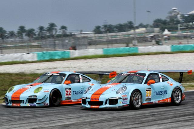 PACIFIC RACING、今季はガルフカラーでSGTへ参戦(2)