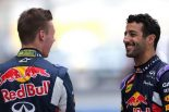 F1 | 若い新人ふたりからプレッシャーを受けるリカルド