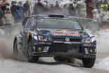 ラリー/WRC | WRC第2戦スウェーデン 暫定総合結果
