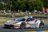 ジャンカルロ・フィジケラがドライブする予定のフェラーリ488 GTE
