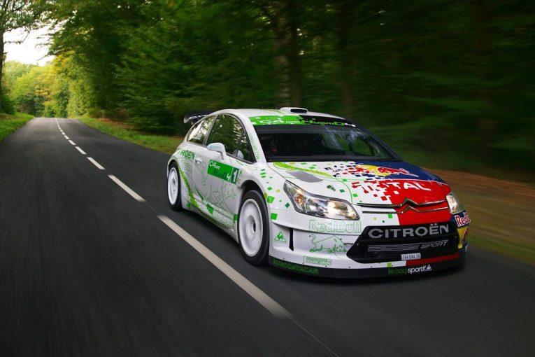 ラリー/WRC | ラリークロスにも電動化の波。世界ラリークロスが2020年にフルEVシリーズへ変貌か
