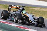 F1 | ヒュルケンベルグ、燃料軽めでトップタイム