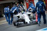 F1   マッサ、トラブル発生で「今後への影響が心配」