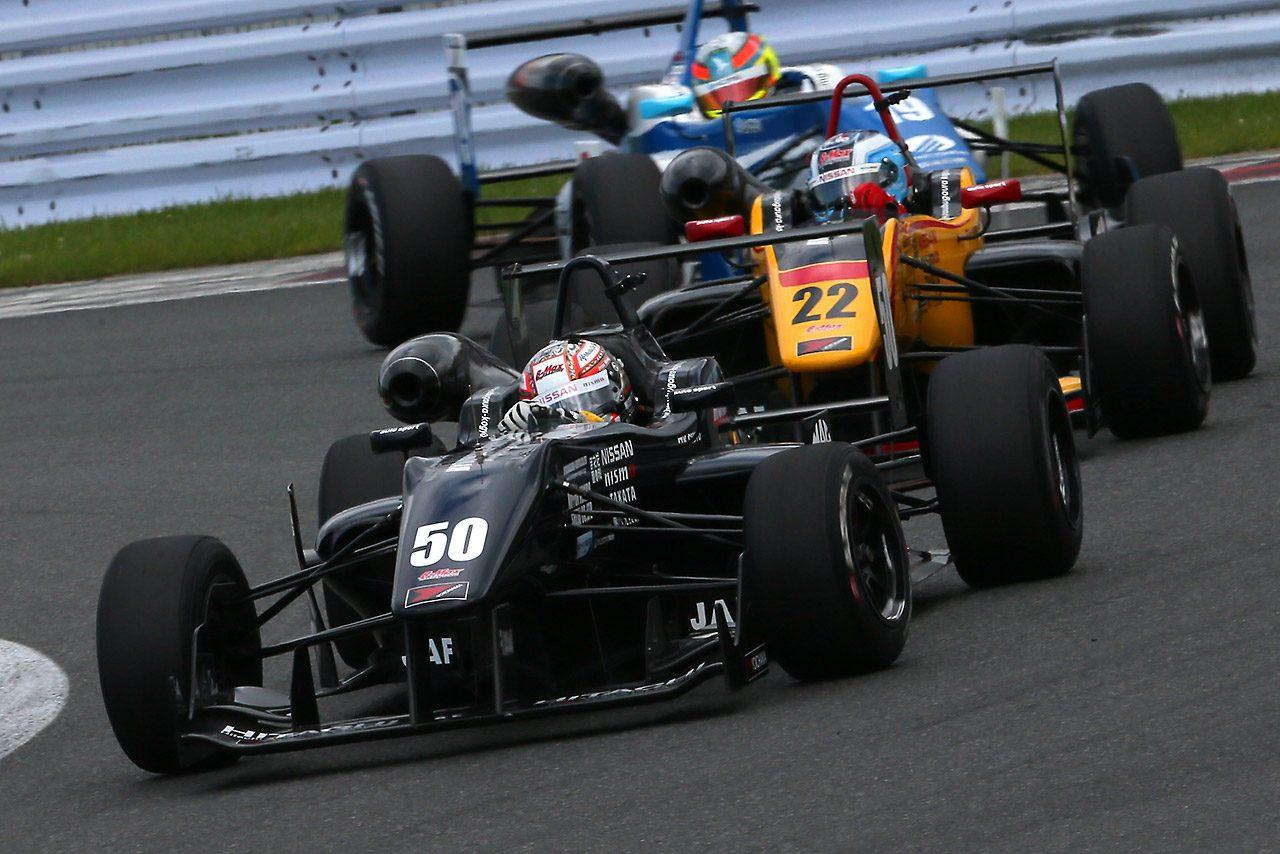 千代&マルデンボロ、B-MAXから全日本F3に参戦(1)