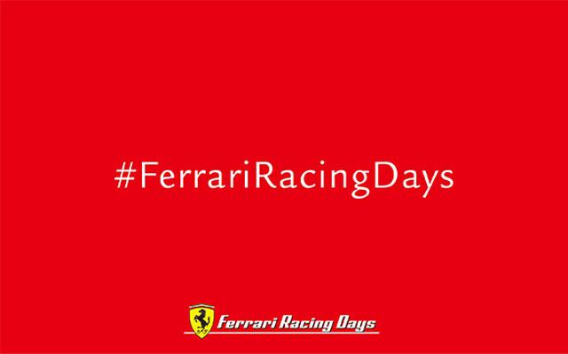 #FerrariRacingDays SNSでフォトキャンペーン開催