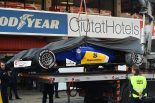 F1 | ザウバーにホイール脱落のトラブル「原因は調査中」