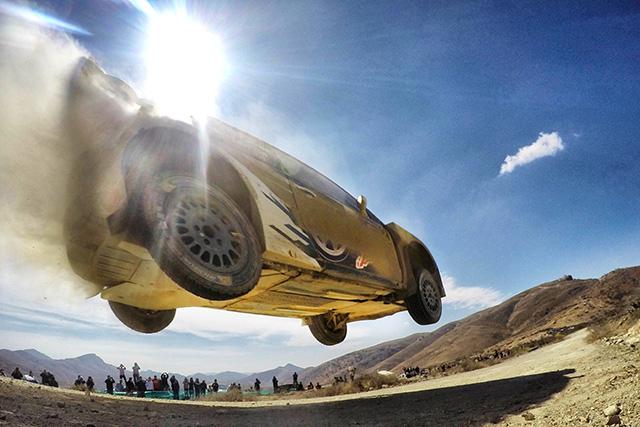 WRCメキシコ:ラトバラが快走しオジェをリード(1)