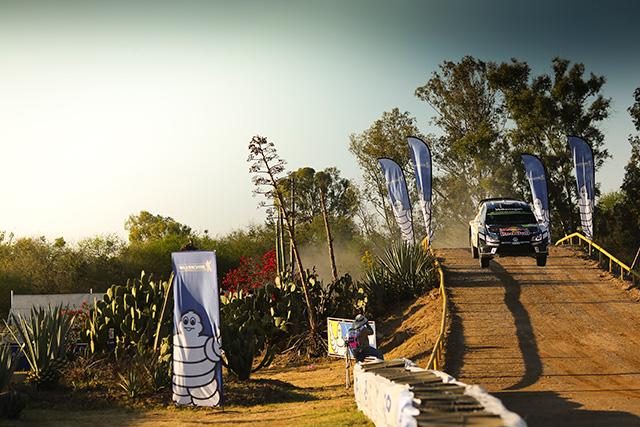 WRCメキシコ:ラトバラが快走しオジェをリード(2)
