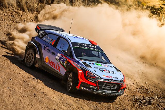 WRCメキシコ:ラトバラが快走しオジェをリード(3)