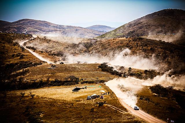 WRCメキシコ:ラトバラが快走しオジェをリード(4)