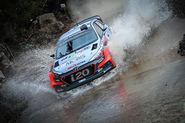 WRCメキシコ:ラトバラが快走しオジェをリード(5)