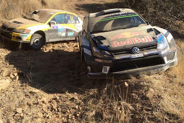 WRC:ラトバラがリード広げるも勝利の行方わからず(3)