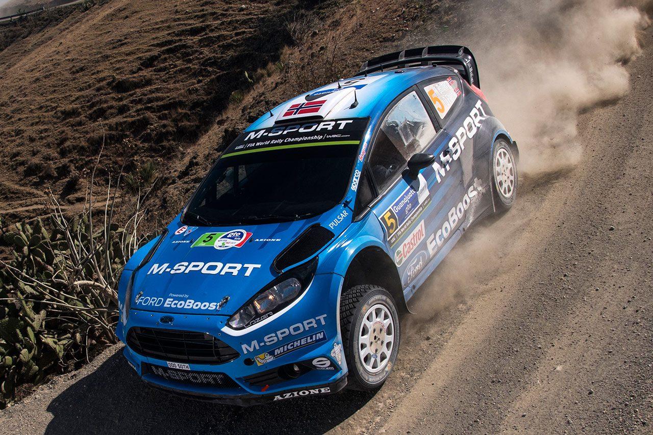 WRC:ラトバラがリード広げるも勝利の行方わからず(4)