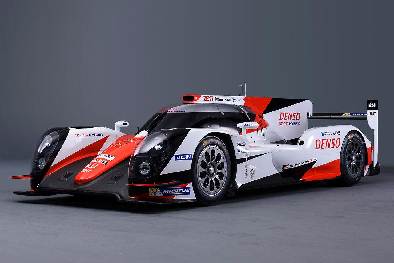 アウディとトヨタはWEC公式テストに1台ずつの参加へ(1)