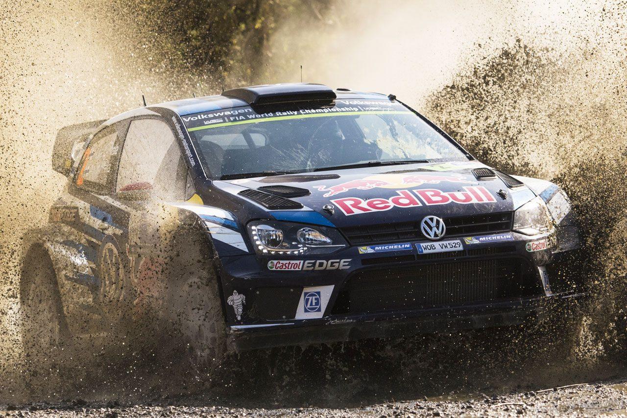 WRC:ラトバラがメキシコ制圧。5戦ぶりの総合優勝(2)