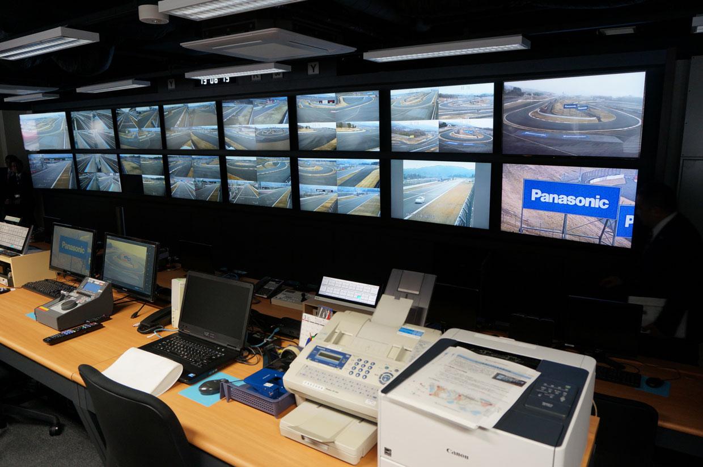 開業50周年の富士、コース監視システムを全面改修