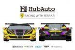 国内レース他 | 日台コラボのHubAutoがS耐にフェラーリ488投入