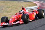 F1 | 2台のフェラーリF1が鈴鹿を疾走しファンを魅了