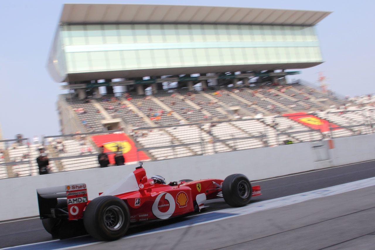 2台のフェラーリF1が鈴鹿を疾走しファンを魅了(4)