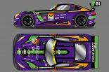 スーパーGT | エヴァ再起動。GT300に初号機カラーAMG GT3投入