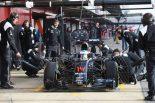 F1   マクラーレン、テストで見えた進化が開発を後押し