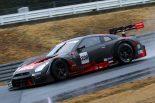 スーパーGT | 岡山でスーパーGTニッサン勢がテスト。5台が走行