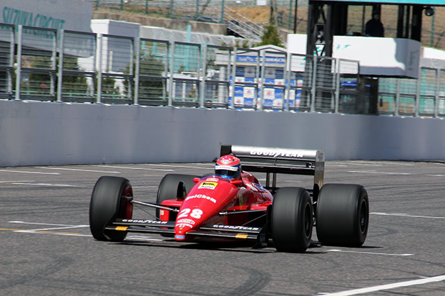 悲願成就! 次生F1初ドライブ「フェロモン出てます」(3)