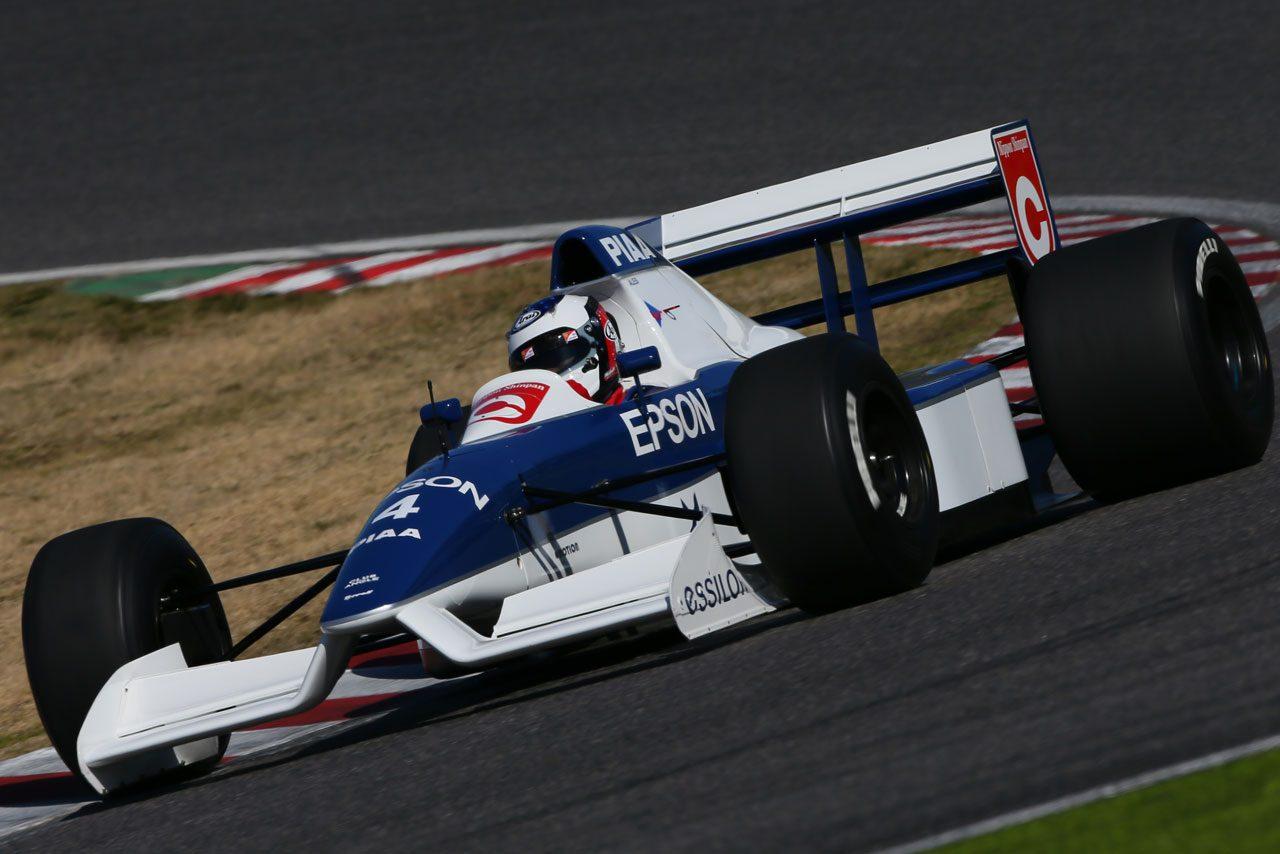 ジュリアーノ・アレジ、父のティレルでF1デビュー(1)