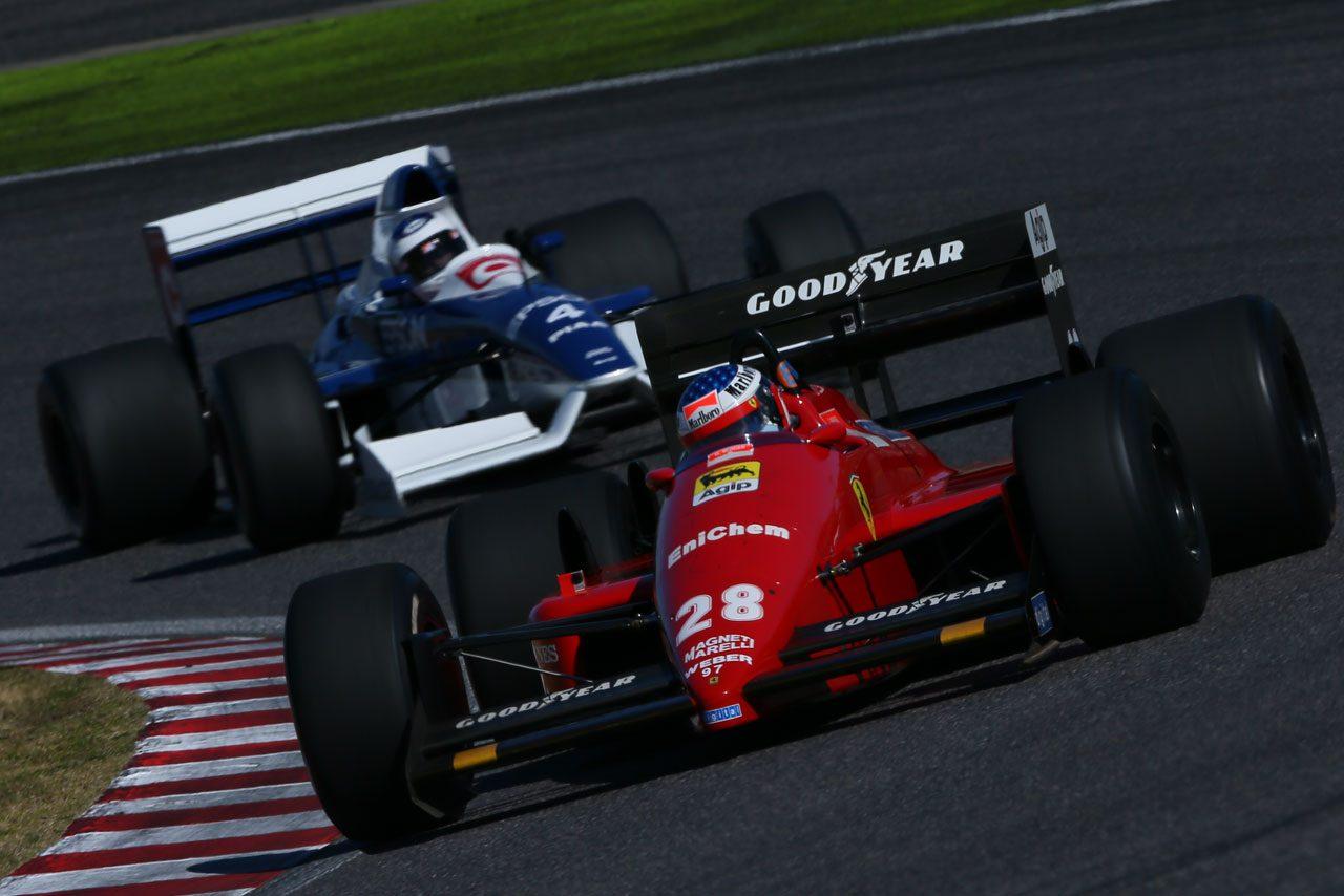 ジュリアーノ・アレジ、父のティレルでF1デビュー(2)