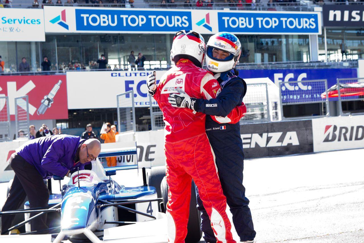 ジュリアーノ・アレジ、父のティレルでF1デビュー(3)