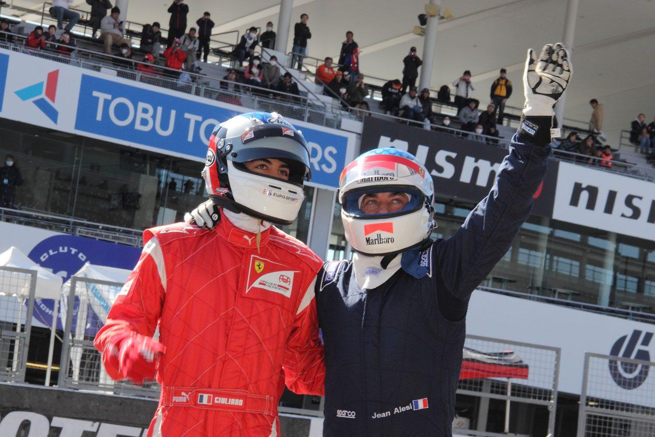 ジュリアーノ・アレジ、父のティレルでF1デビュー(5)
