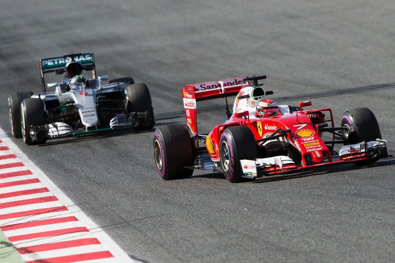 メルセデス陣営、フェラーリの進化に焦り?(1)