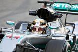 F1 | ハミルトン「今季の無線規制で状況は厳しくなる」
