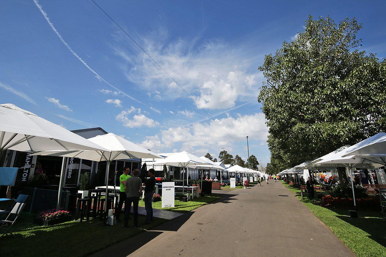 F1第1戦オーストラリアGP