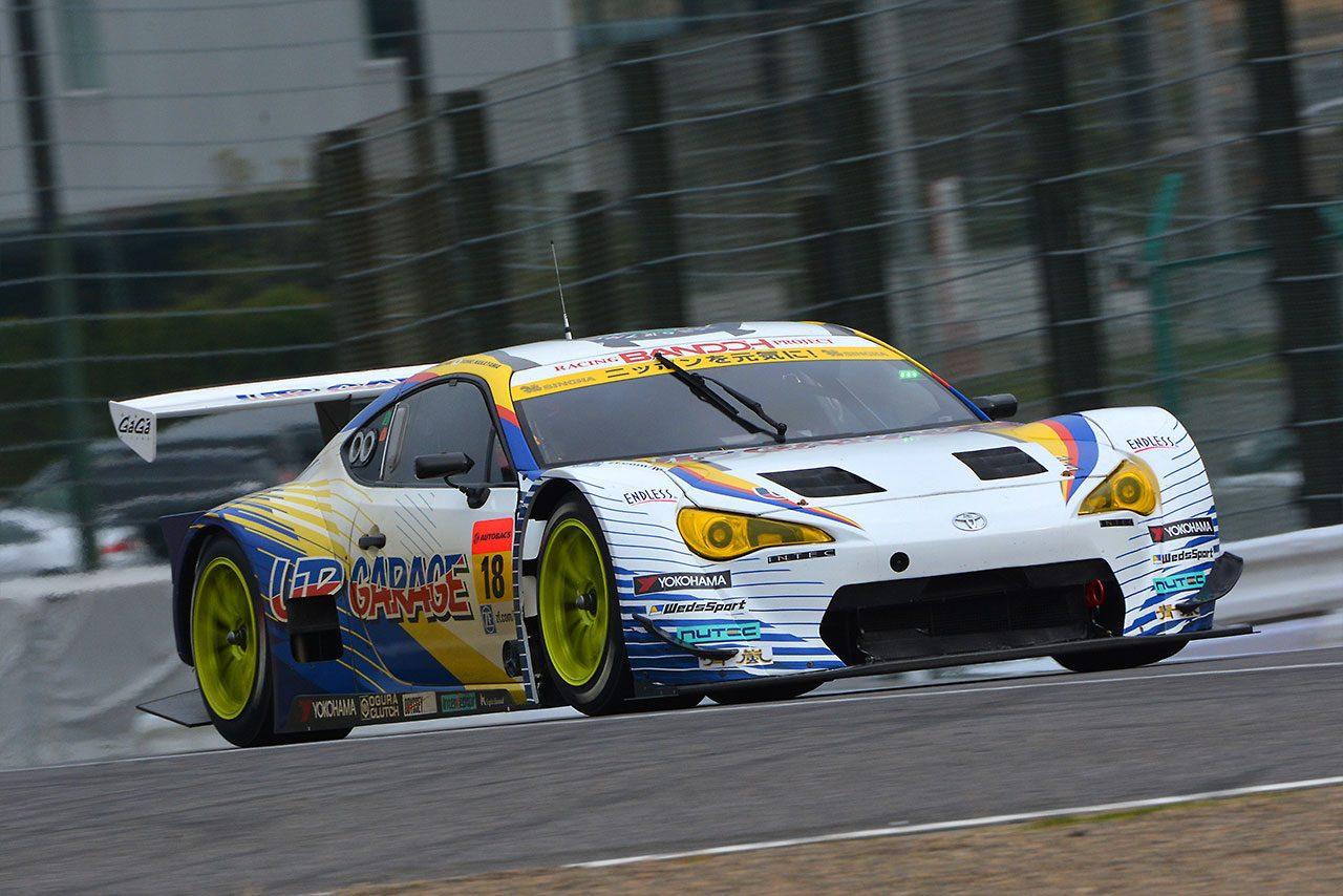 GT300に挑む山田真之亮「勉強しながら、楽しみながら」(2)