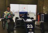 F1 | 大事故から10カ月、ビリー・モンガーがF3マシンでテスト。「いつかF1に」