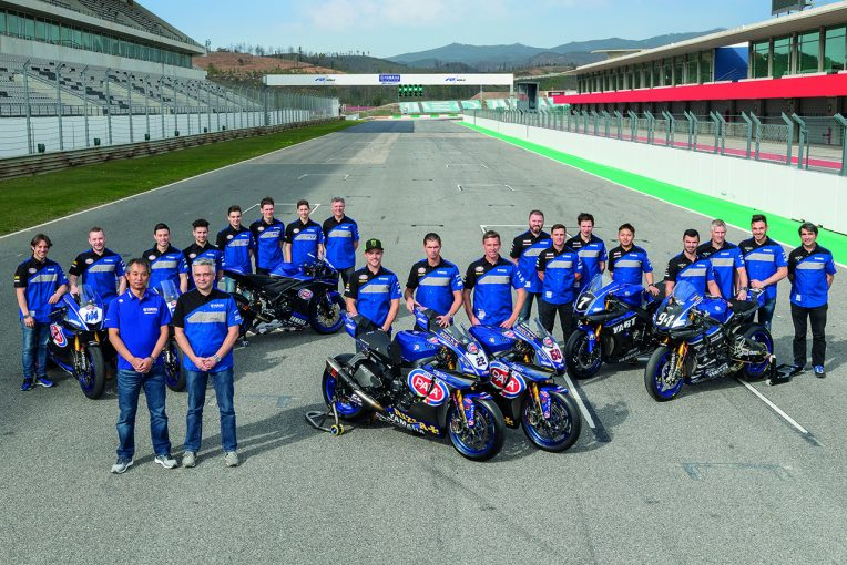 MotoGP | ヤマハ世界耐久選手権チームに日本人ライダー藤田拓哉が加入。SBK参戦体制も発表