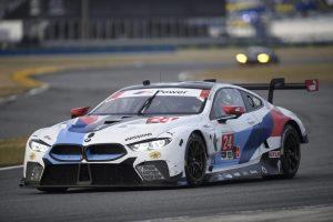 BMW M8 GTEは1月末に北米デイトナのロレックス・デイトナ24時間でレースデビューを飾った。