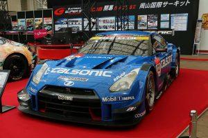 12号車カルソニックIMPUL GT-R