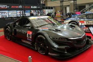 99号車NSX CONCEPT-GT