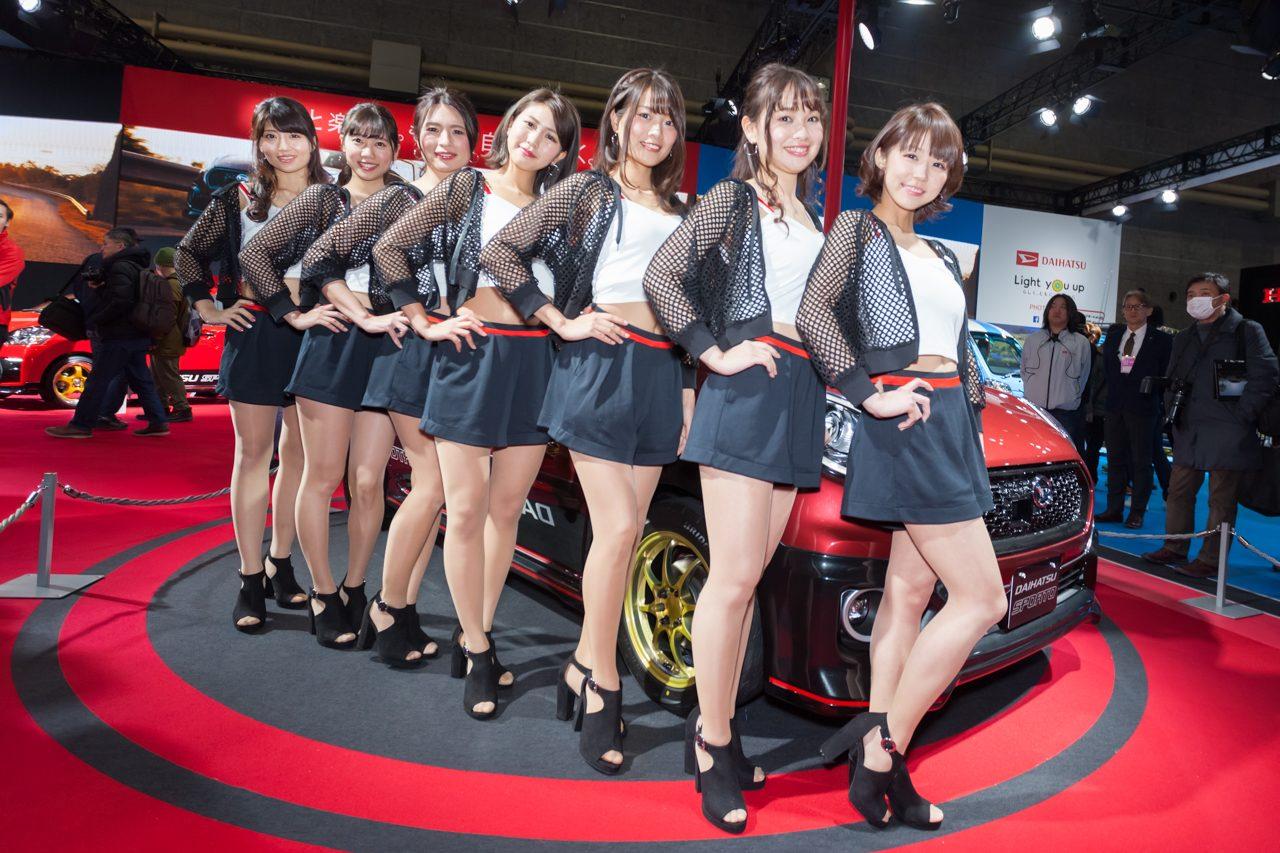 大阪オートメッセコンパニオンギャラリー