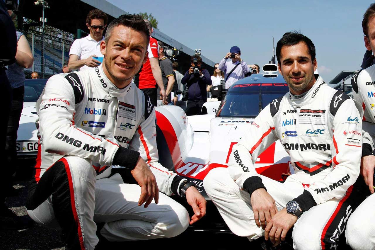 WEC:1号車にロッテラー/ジャニ/セナ。LMP1復帰のレベリオン、各車ラインアップを発表