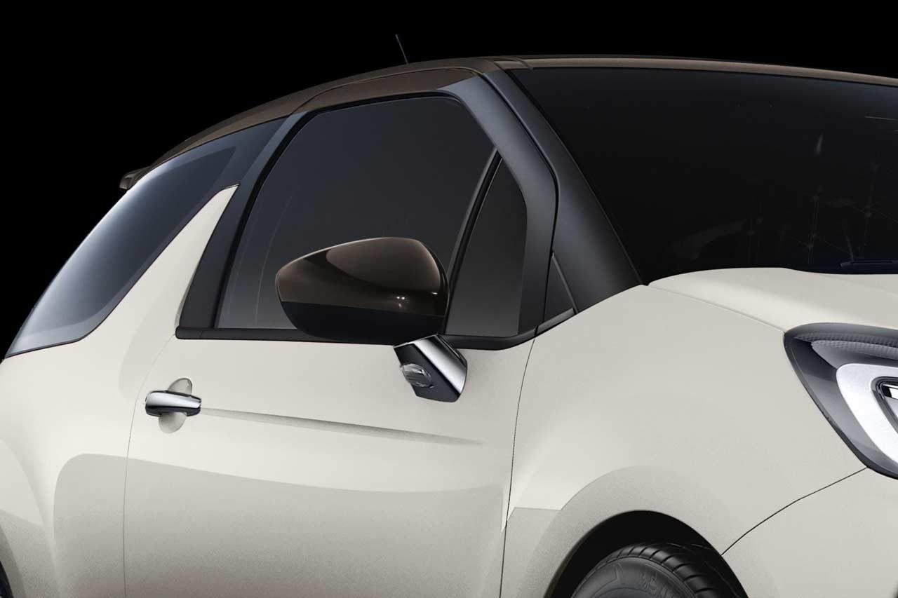 古代遺跡をイメージした新カラーの限定車、『DS 3パルテノン』発売