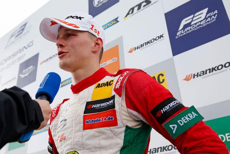 海外レース他 | マキシミリアン・ギュンターがFIA F2昇格。アーデンで福住仁嶺のチームメイトに