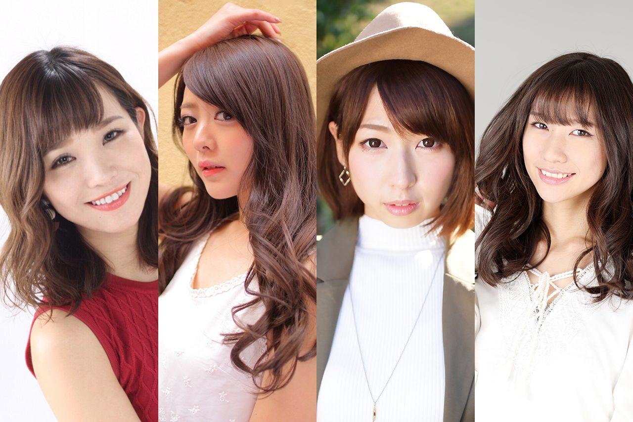LEXUS TEAM SARDのレースクイーン「KOBELCO GIRLS」と「SARDイメージガール」が発表
