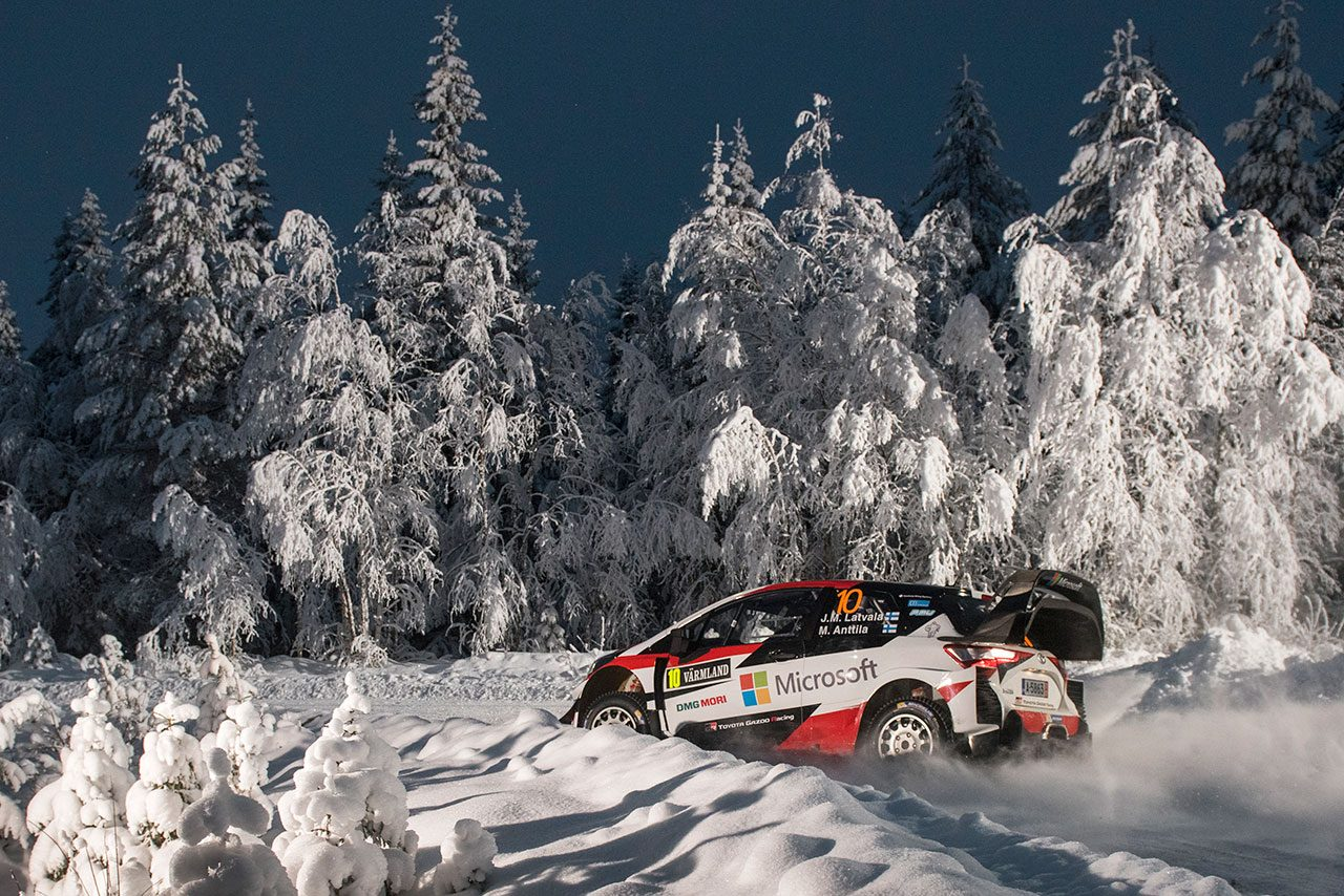 WRC:ラトバラ、初優勝から10年の節目で挑むスウェーデンは「自分に有利なコンディション」
