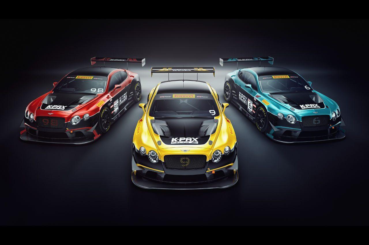 PWC:ベントレーを導入するK-PAXレーシング、ワークスドライバー2名を起用へ